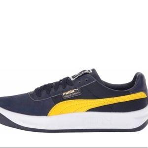 Puma California Casuals Retro Low Top Sneakers 11